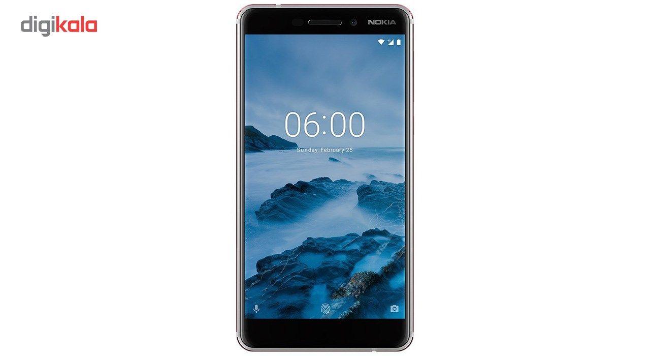 گوشی موبایل نوکیا مدل 6.1 دو سیم کارت ظرفیت 32 گیگابایت main 1 7