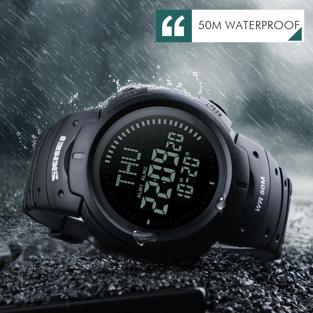 ساعت مچی دیجیتال مردانه اسکمی مدل 1231M-NP             قیمت
