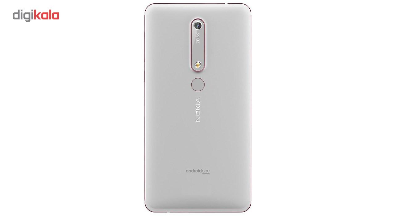 گوشی موبایل نوکیا مدل 6.1 دو سیم کارت ظرفیت 32 گیگابایت main 1 11