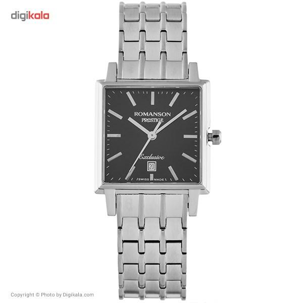 ساعت مچی عقربه ای مردانه رومانسون مدل TM3260MM1WA32W
