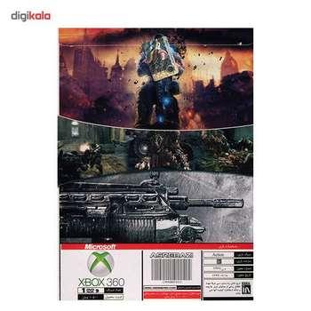 بازی Gears Of War مخصوص ایکس باکس 360