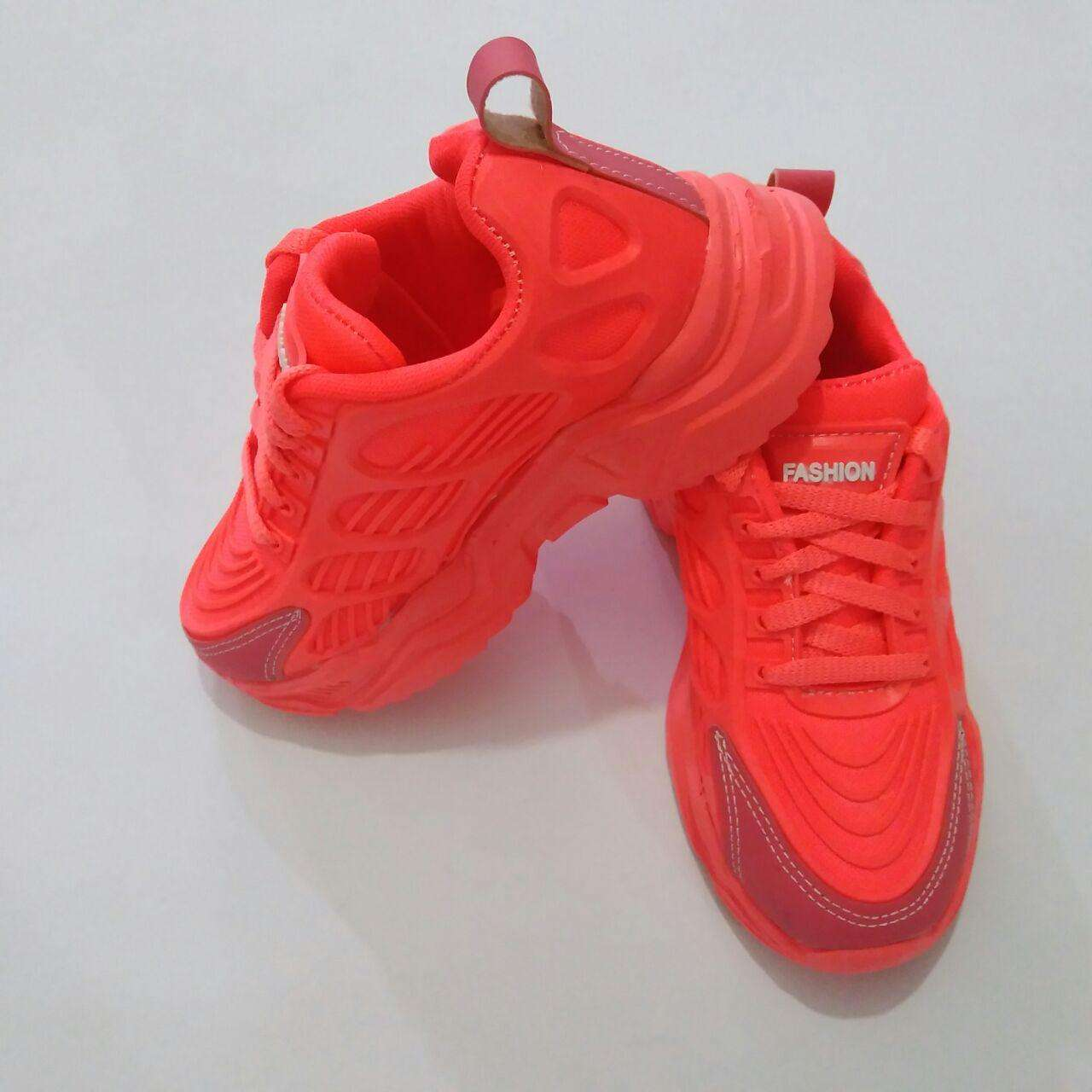 کفش پیاده روی دخترانه کد 3001 -  - 4