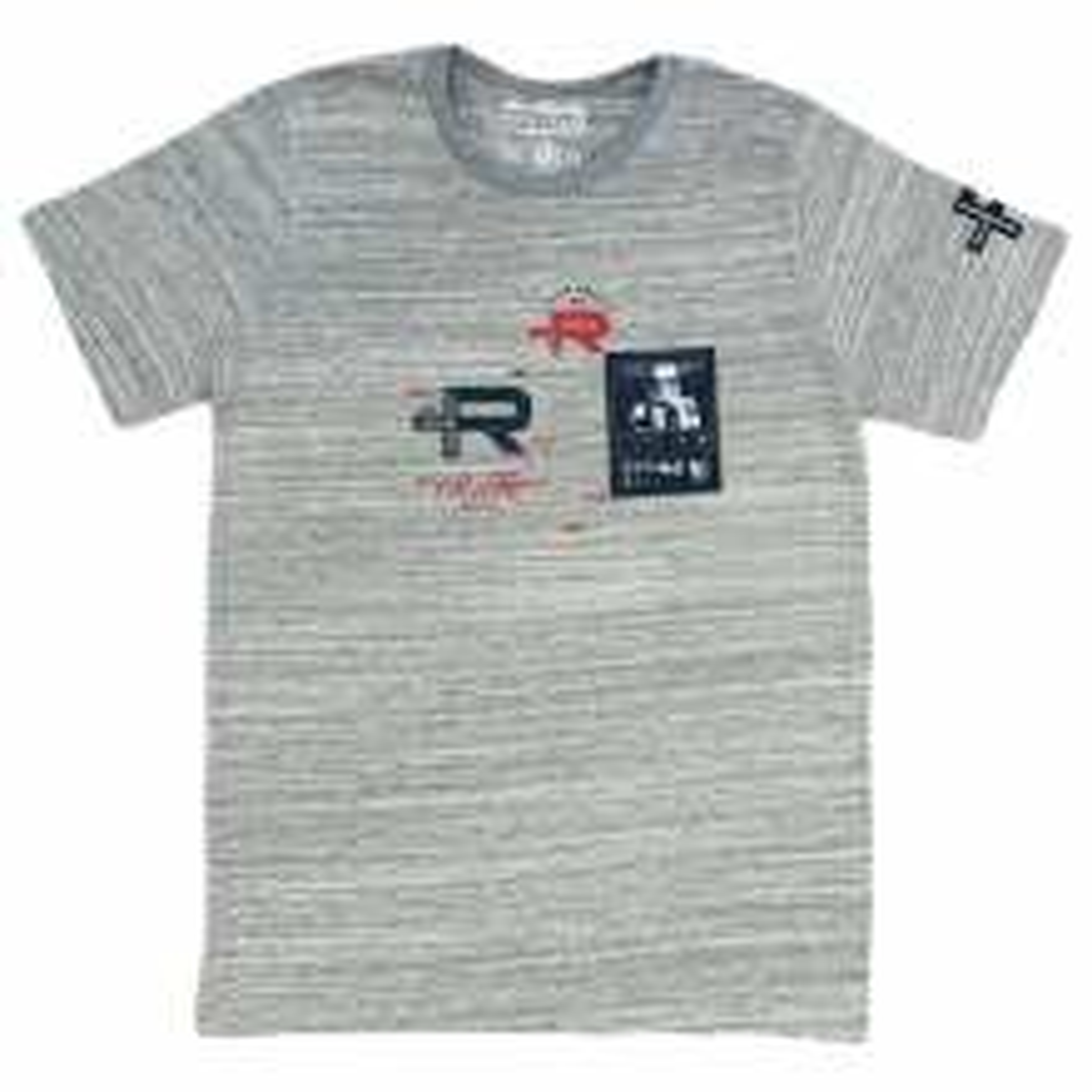 تی شرت پسرانه کاوه کد 273 رنگ طوسی