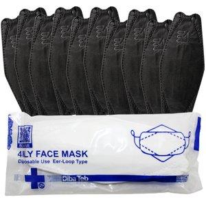 ماسک تنفسی دیباطب مدل مشکات بسته 10 عددی