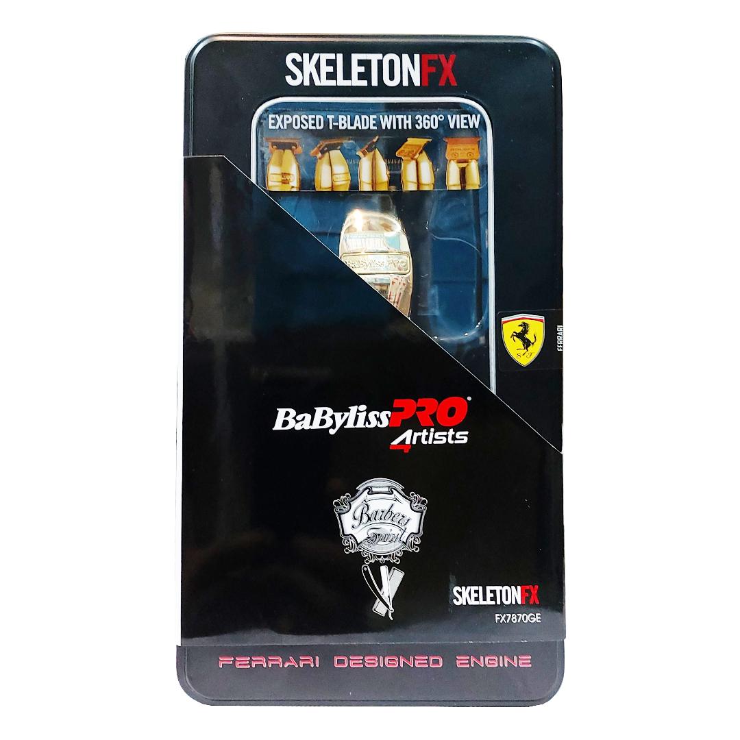 ماشین اصلاح موی سر و صورت بابیلیس پرو مدل SKELETON FX7870GE