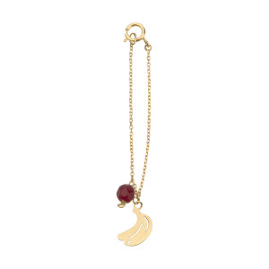 آویز ساعت طلا 18 عیار زنانه نیوانی مدل WP027