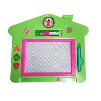 بازی آموزشی تخته نقاشی طرح کلبه کد ho-447-me