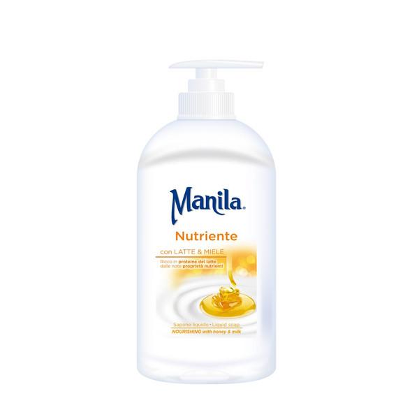 صابون مایع مانیلا مدل Nourishing Liquid حجم 500 میلی لیتر