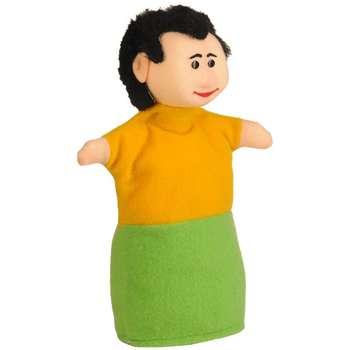عروسک نمایشی شادی رویان مدل پسر