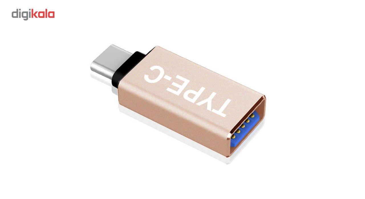مبدل USB  به Type-C  مدل RT-OT06 main 1 3