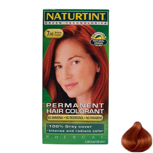 کیت رنگ مو ناتورتینت شماره 7.46