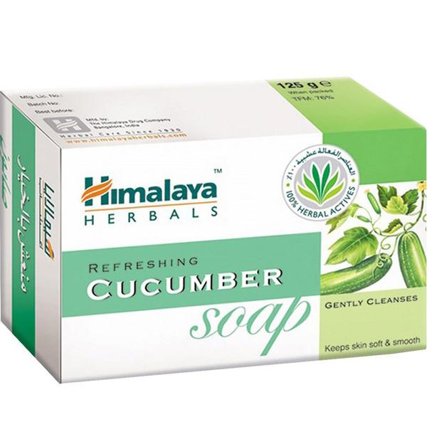 صابون هیمالیا مدل Cucumber وزن 125 گرم