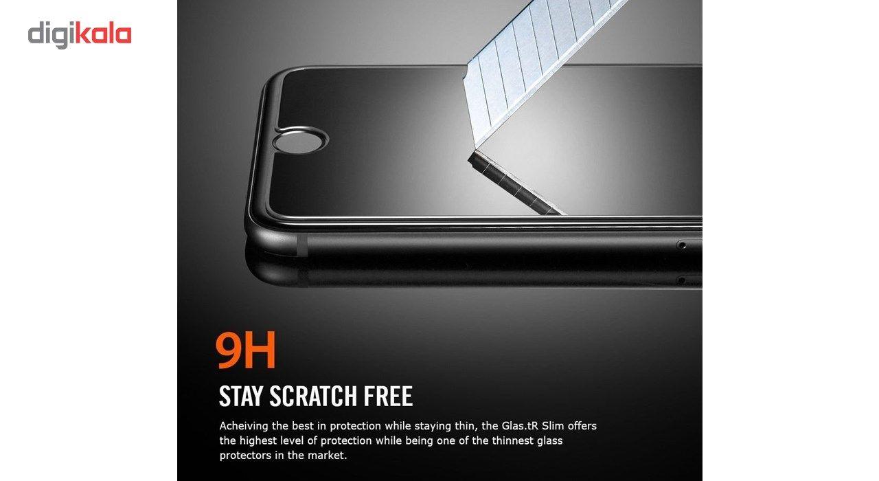 محافظ صفحه نمایش و پشت تمام چسب شیشه ای  پیکسی مدل Top Clear مناسب برای گوشی اپل آیفون 8/7 پلاس main 1 8