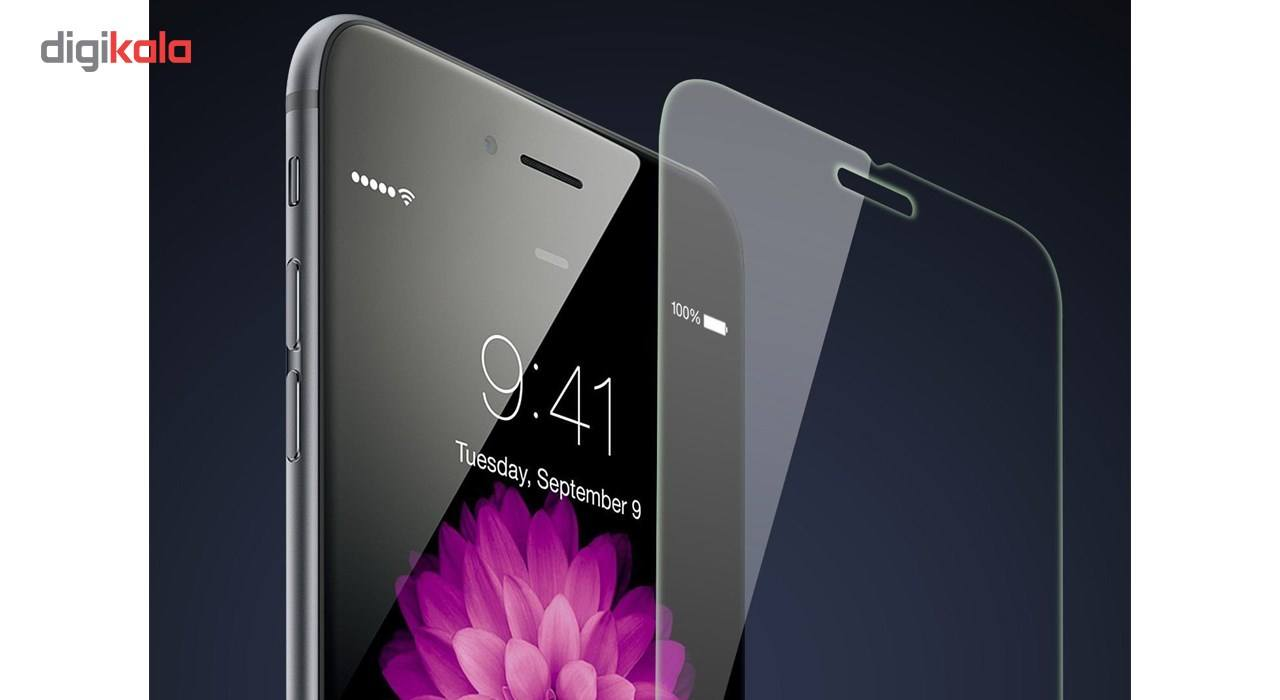 محافظ صفحه نمایش و پشت تمام چسب شیشه ای  پیکسی مدل Top Clear مناسب برای گوشی اپل آیفون 8/7 پلاس main 1 9