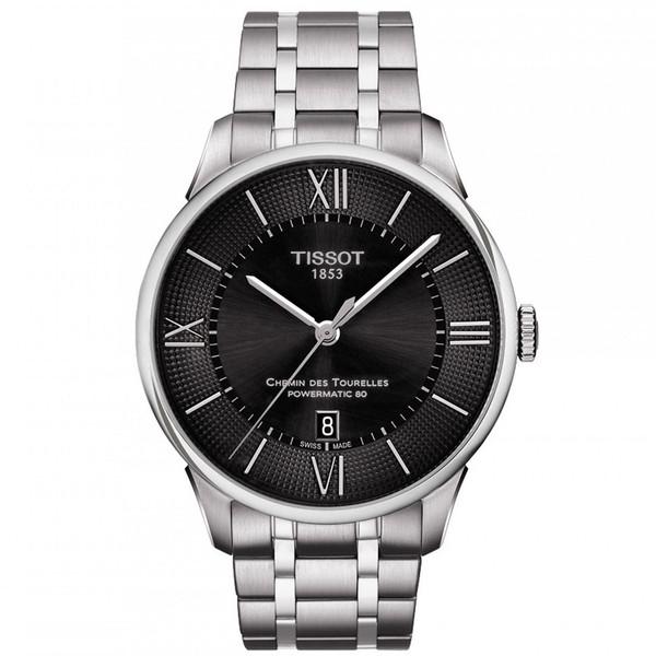 ساعت مچی عقربه ای مردانه تیسوت مدل T099.407.11.058.00