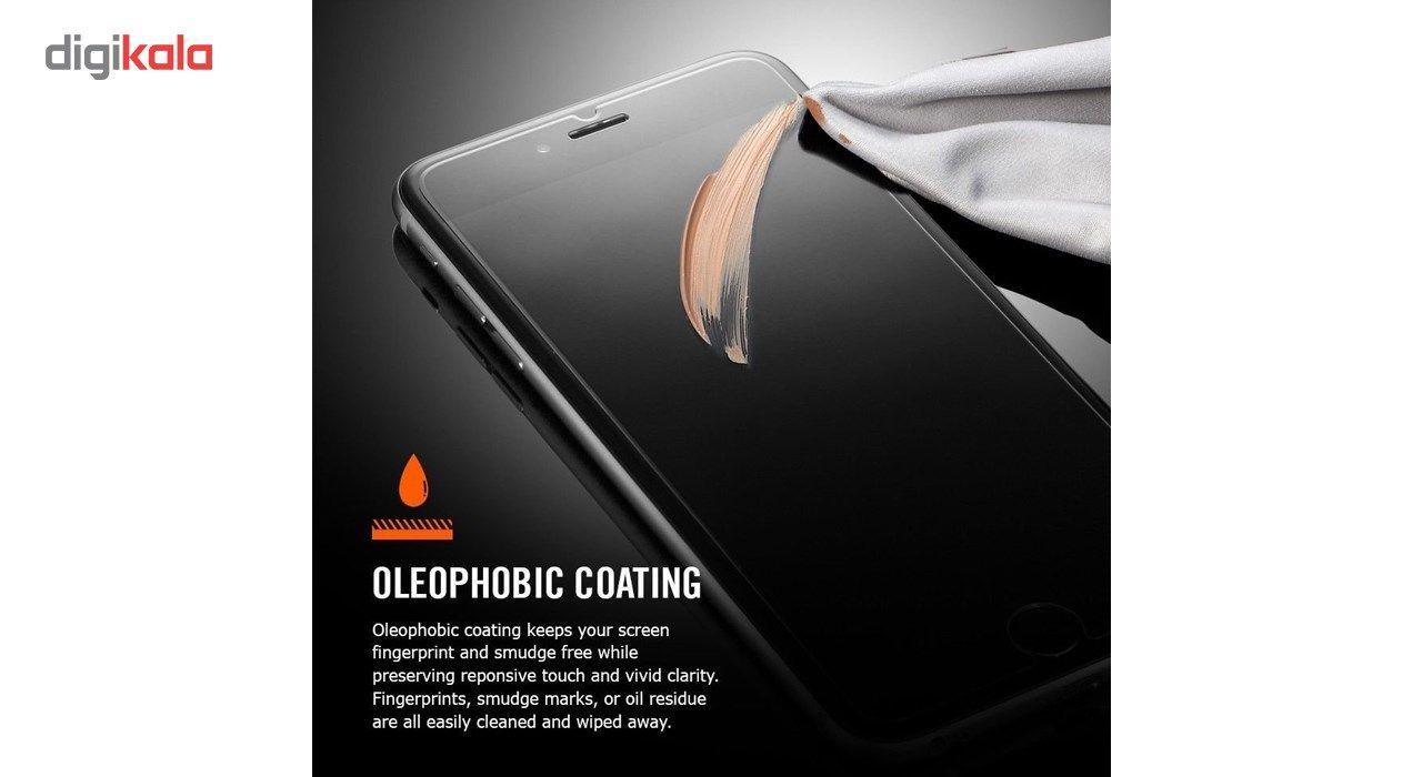 محافظ صفحه نمایش و پشت تمام چسب شیشه ای  پیکسی مدل Top Clear مناسب برای گوشی اپل آیفون 8/7 پلاس main 1 10