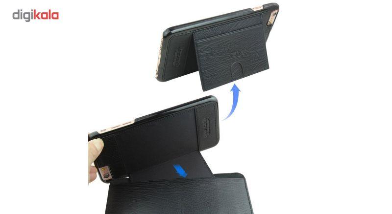 کیف پول پیرکاردین مدل PCL-P09 مناسب برای گوشی آیفون 6s/6 پلاس