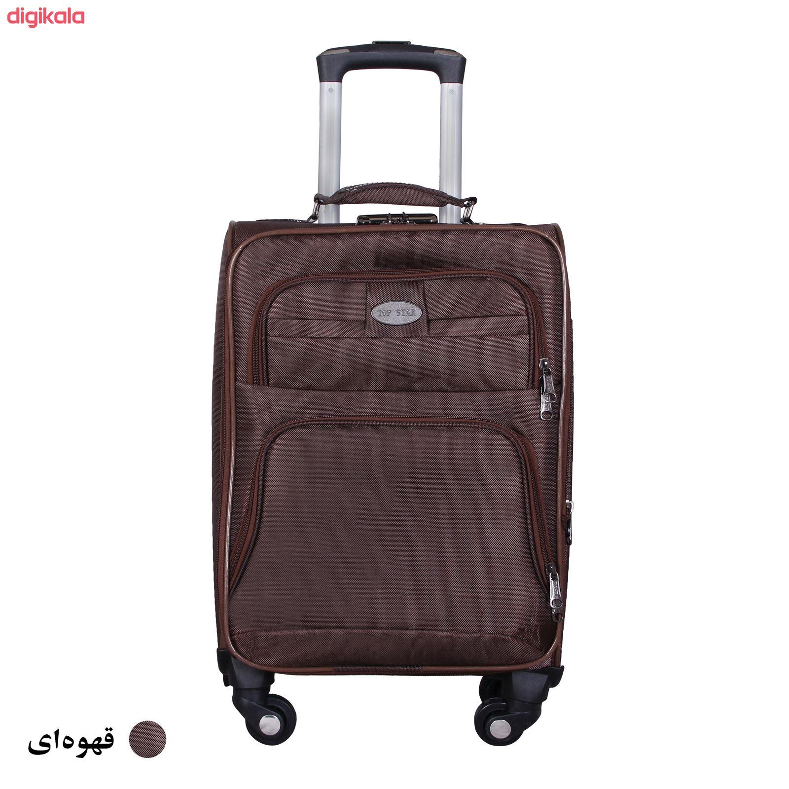 مجموعه سه عددی چمدان کدA1034 main 1 6