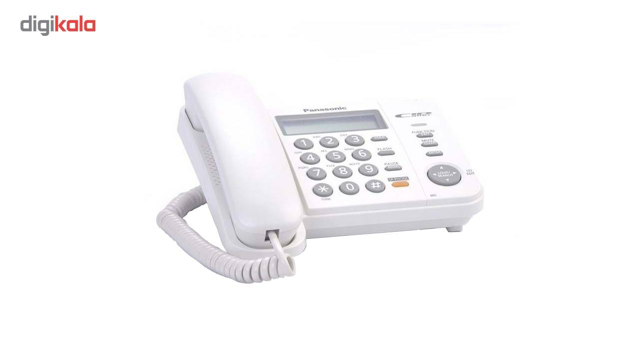 تلفن پاناسونیک مدل KX-TS580MX main 1 5