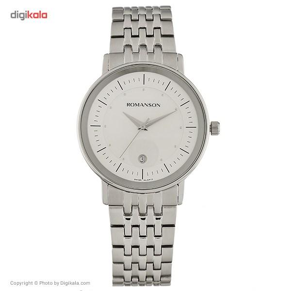 خرید ساعت مچی عقربه ای مردانه رومانسون مدل TM4225MM1WA12W