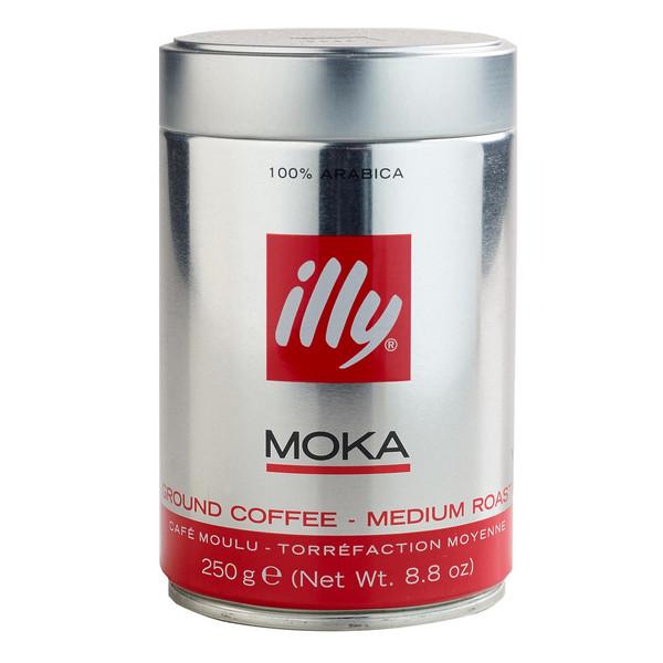 قوطی قهوه ایلی مدل Moka Medium Roast