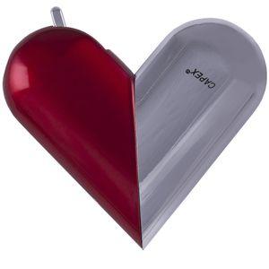 فندک کیانتای مدل قلب دو رنگ