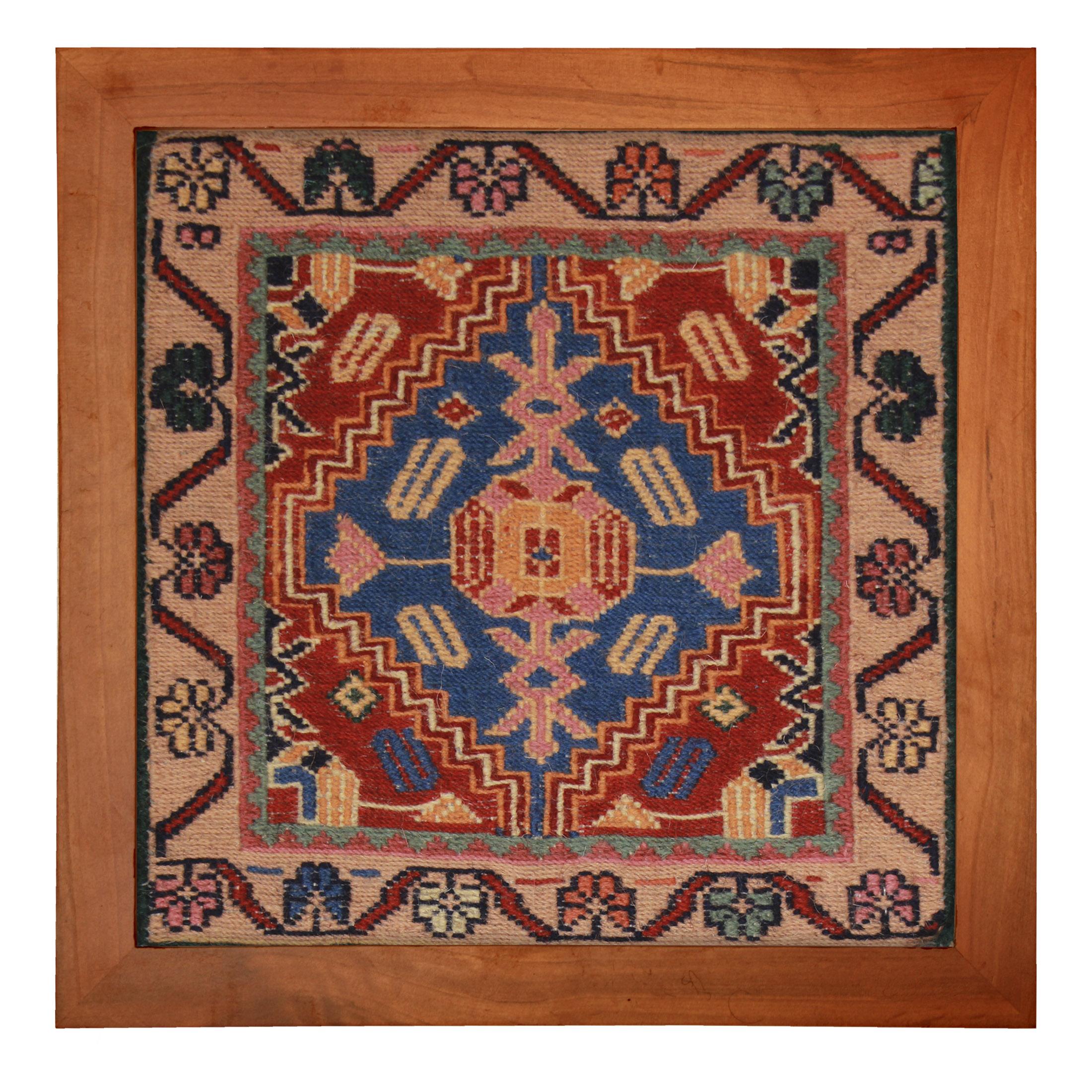 خرید                       تابلو فرش دستبافت کد 990505