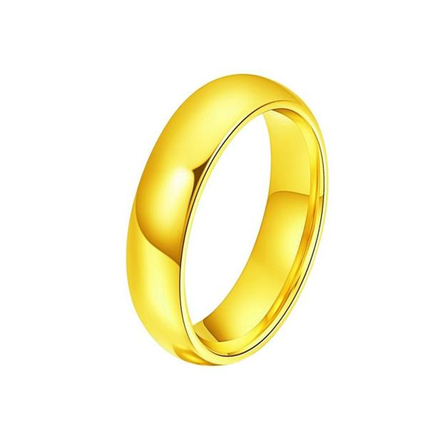 انگشتر اسپادانا طرح حلقه ساده کد L006
