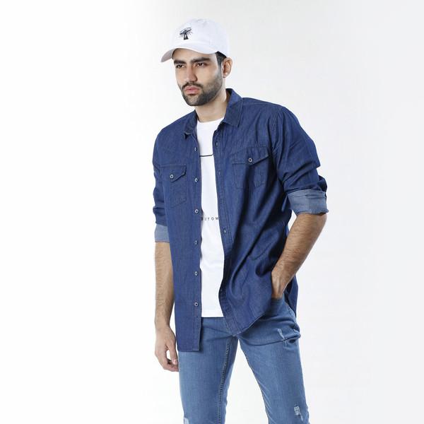 پیراهن مردانه آر اِن اِس مدل 120020-59