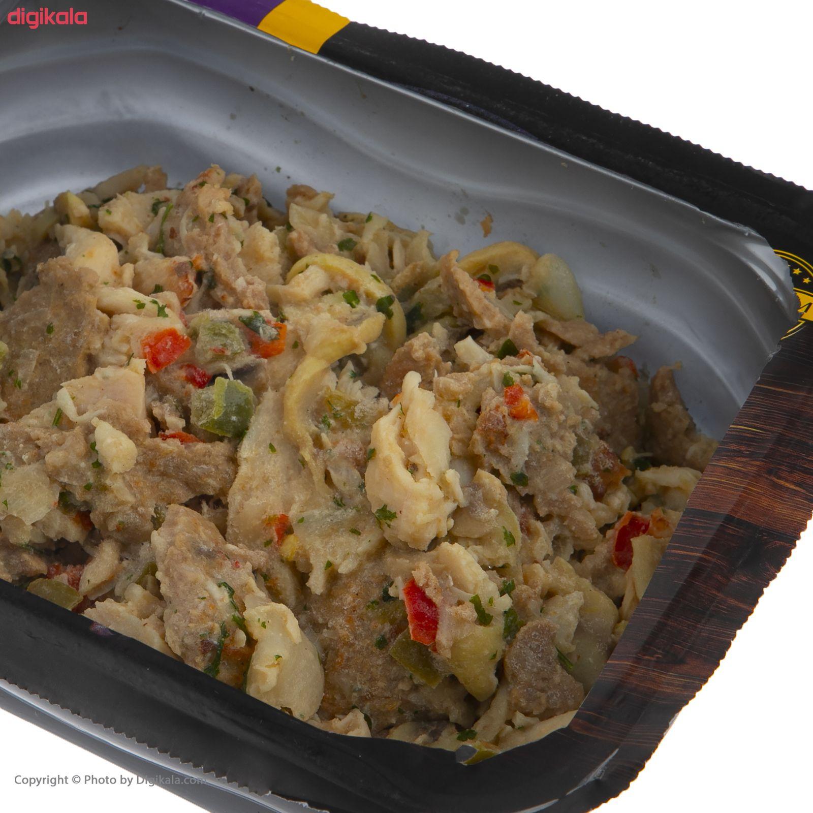 جوجه کباب ترکی گوشت و مرغ پمینا مقدار 400 گرم main 1 3