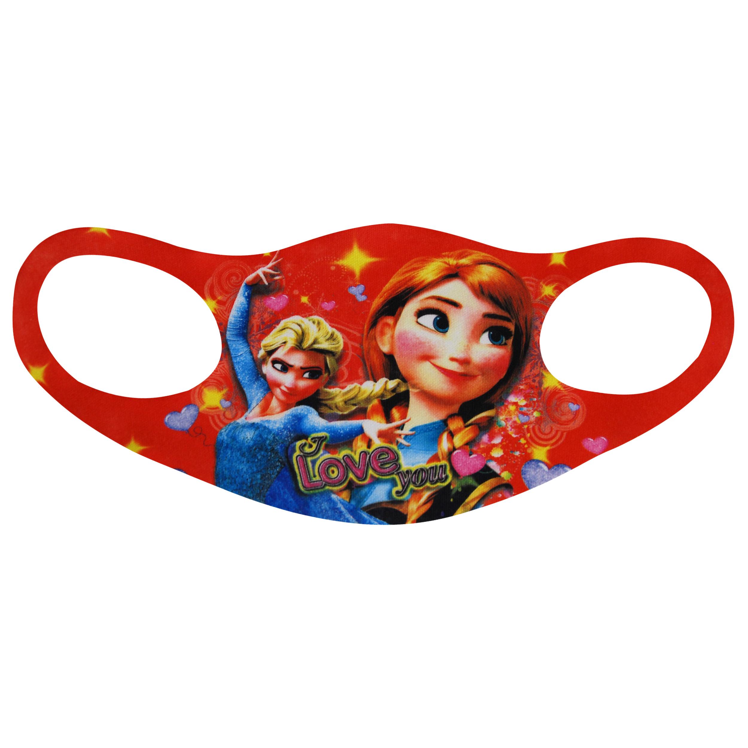 ماسک تزیینی بچگانه ماییلدا طرح کارتون کد 3501-1