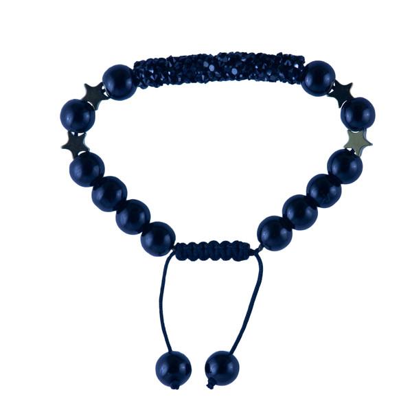 دستبند دخترانه طرح ستاره کد 2101