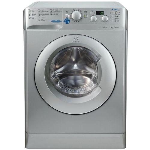 ماشین لباسشویی ایندزیت مدل XWD71252SUK ظرفیت 7 کیلوگرم