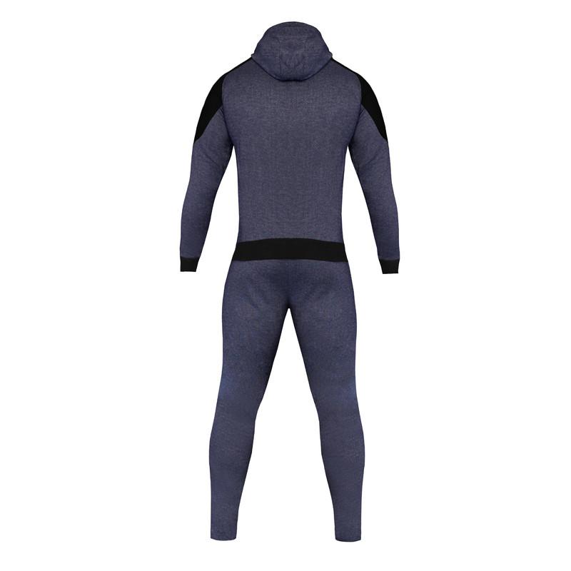 ست سویشرت و شلوار ورزشی مردانه تکنیک+07 مدل GK-126-SO