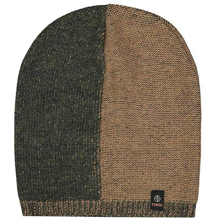 کلاه بافتنی مردانه فونم مدل 5612