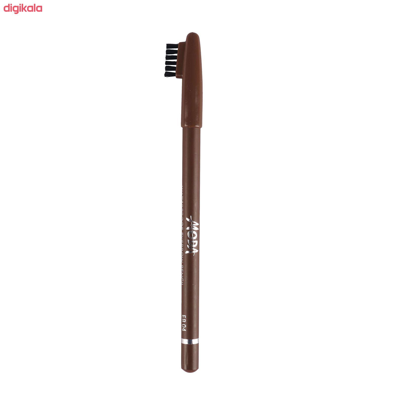 مداد ابرو مودا شماره 04 EB کد 02 main 1 1