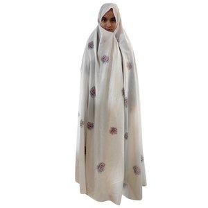 چادر نماز دخترانه مدل  0015