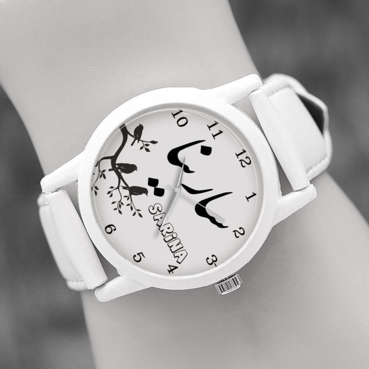 ساعت مچی عقربه ای زنانه طرح سارینا کد LF3122              ارزان