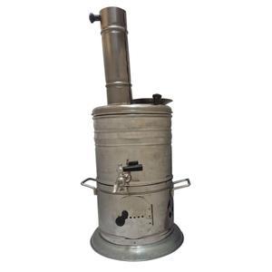 سماور زغالی مدل 2225 ظرفیت 6 لیتری