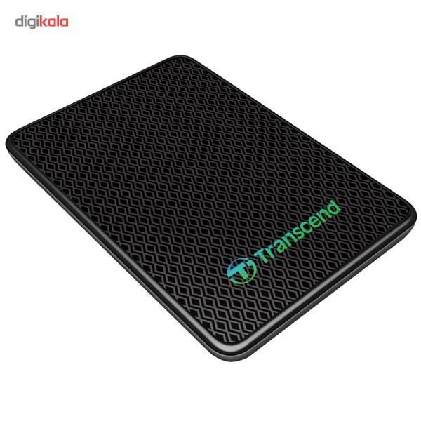حافظهی SSD اکسترنال ترنسند مدل ESD400 ظرفیت 256 گیگابایت