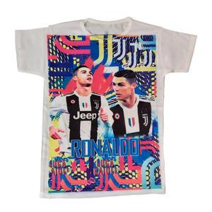 تی شرت پسرانه مدل رونالدو کد ro1