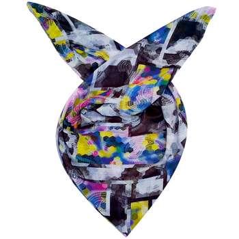 روسری روشا طرح رنگین کمان کد 05