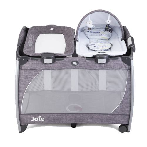 تخت و پارک بازی جویی مدل JOP1402BAKBG000