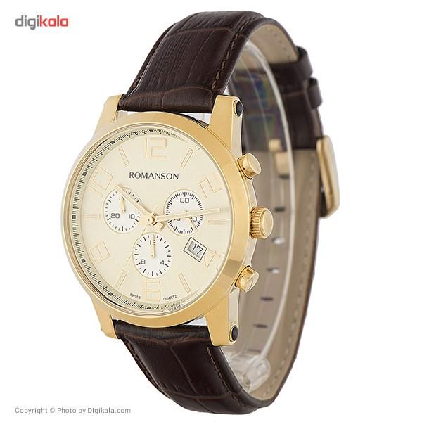 ساعت  رومانسون مدل TL0334HM1GA81G