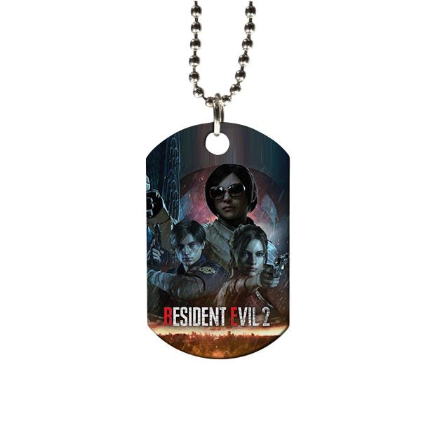 گردنبند Resident evil مدل pk107