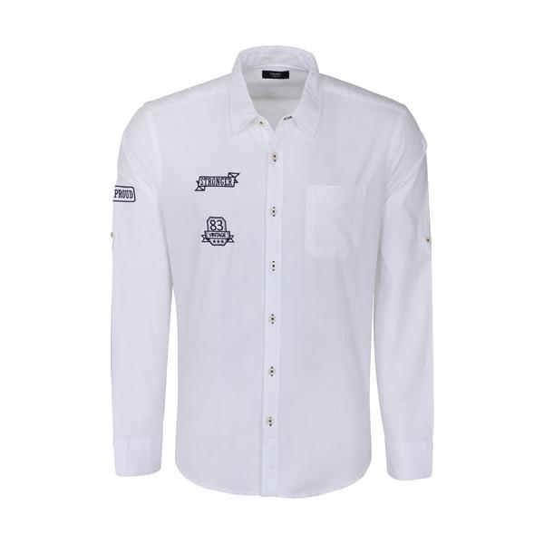 پیراهن مردانه کالینز مدل CL1031842-WHITE
