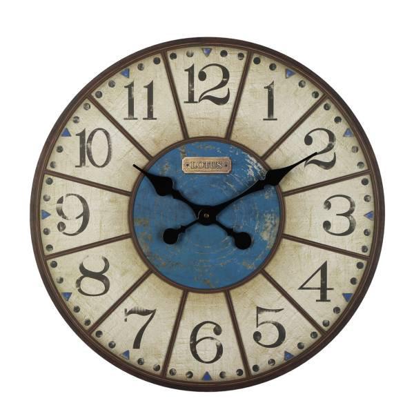 ساعت دیواری لوتوس مدل  MA-3306