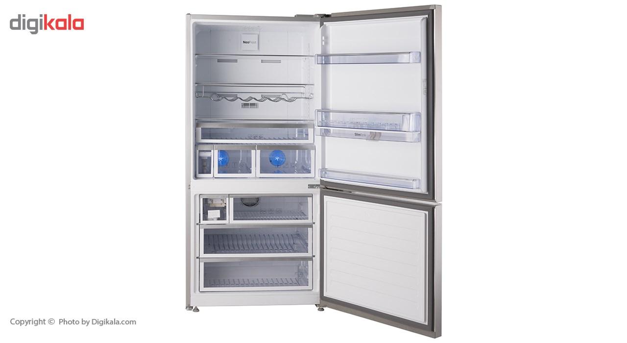 یخچال و فریزر بکو مدل CN161230DX
