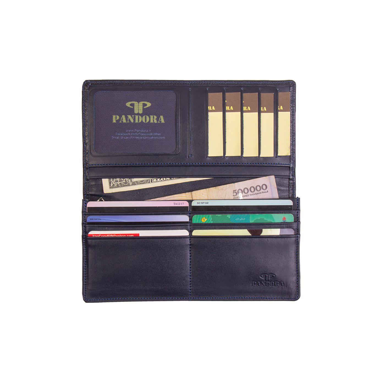 کیف پول مردانه پاندورامدل B6012 -  - 7