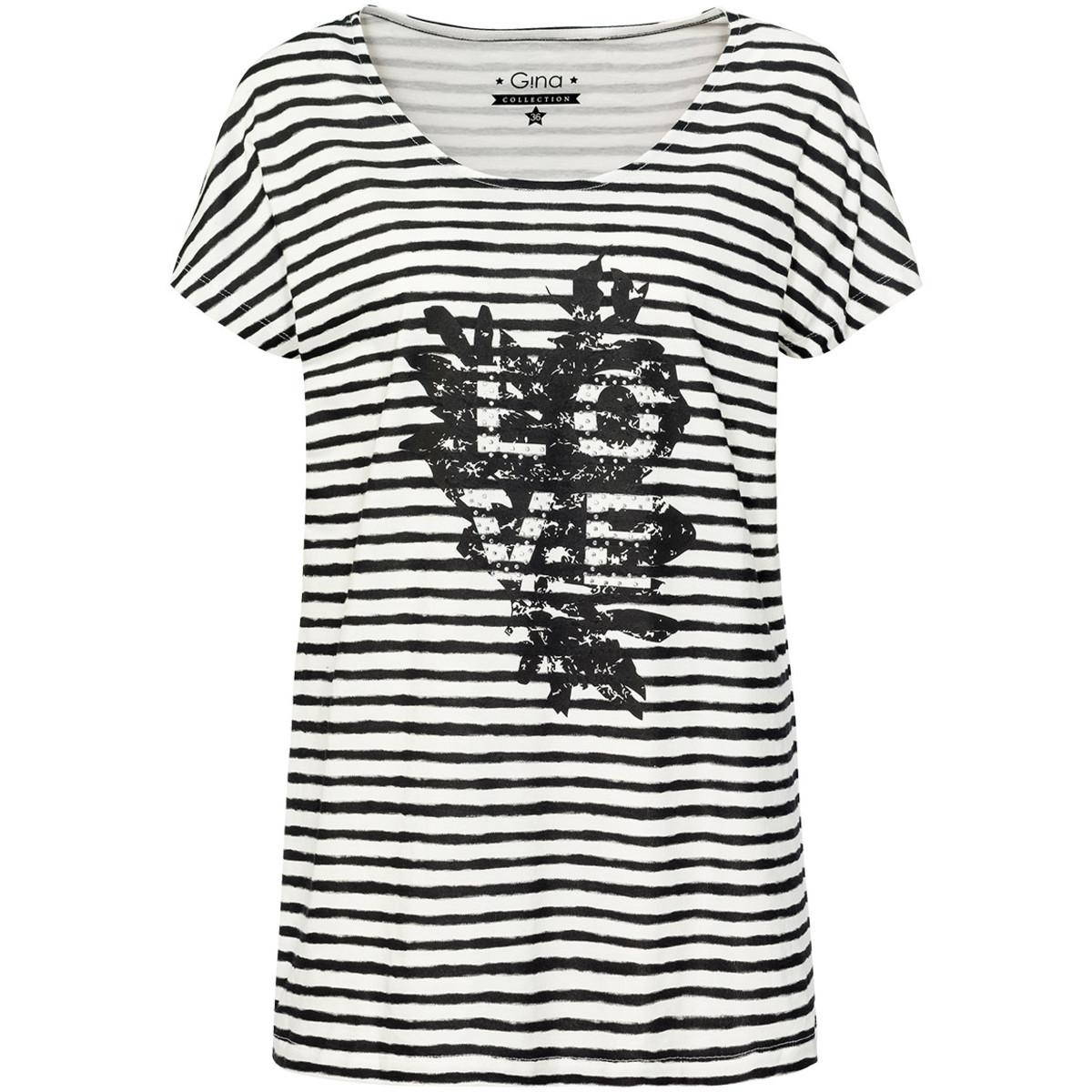 تی شرت زنانه جینا مدل DON-1296